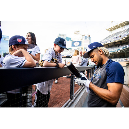 Photo of Honorary Padres For A Day