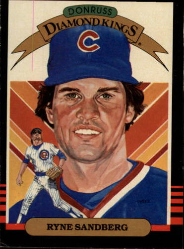 Photo of 1985 Leaf/Donruss #1 Ryne Sandberg DK