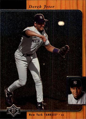 Photo of 1996 SP #135 Derek Jeter