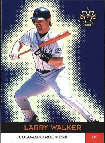 Photo of 2000 Vanguard #65 Larry Walker