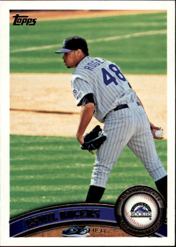 Photo of 2011 Topps #377 Esmil Rogers