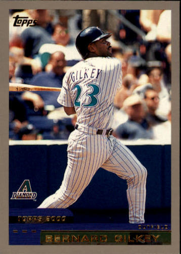 Photo of 2000 Topps #74 Bernard Gilkey