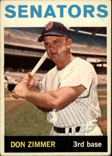 Photo of 1964 Topps #134 Don Zimmer