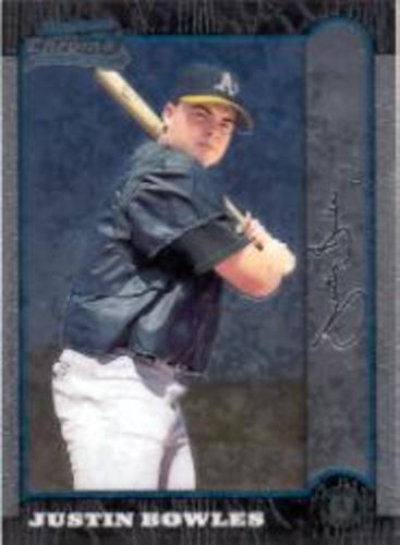 Photo of 1999 Bowman Chrome #89 Justin Bowles RC