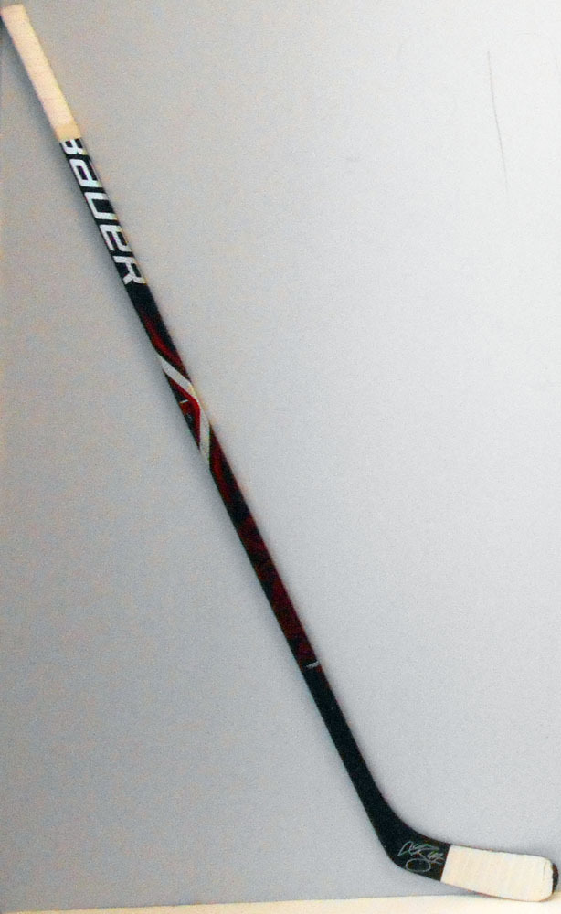 #47 Sven Baertschi  Game Used Stick - Autographed - Vancouver Canucks