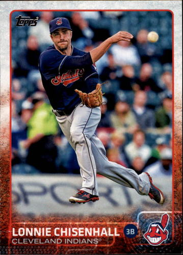 Photo of 2015 Topps #68 Lonnie Chisenhall