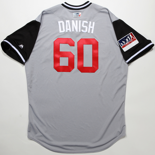 "Photo of Tyler ""Danish"" Danish Chicago White Sox Team-Issued 2018 Players' Weekend Jersey"