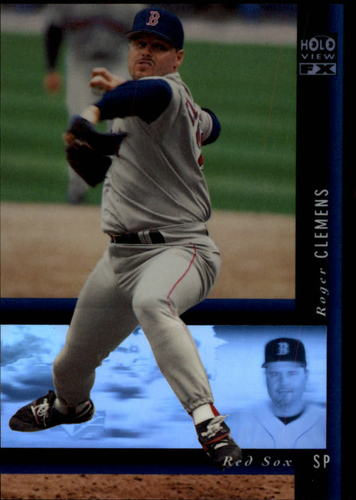 Photo of 1994 SP Holoviews #5 Roger Clemens
