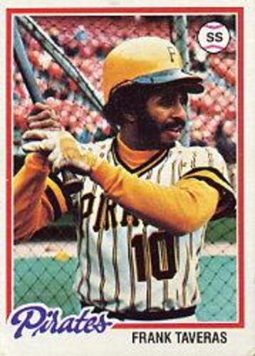 Photo of 1978 Topps #685 Frank Taveras