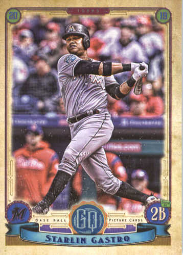 Photo of 2019 Topps Gypsy Queen #118 Starlin Castro