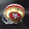 NFL - 49ers Deebo Samuel Signed Proline Helmet