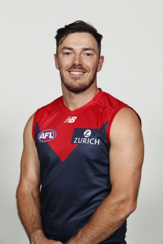 Photo of 2021 Melbourne Indigenous Guernsey -  Michael Hibberd  #14