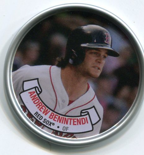 Photo of 2017 Topps Archives Coins #C17 Andrew Benintendi