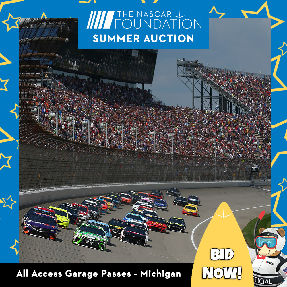All Access Garage Passes at Michigan!