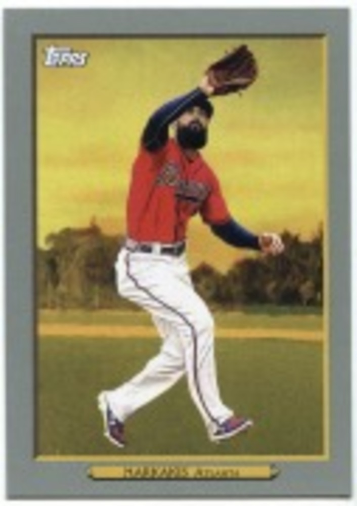2020 Topps Turkey Red '20 #TR7 Nick Markakis