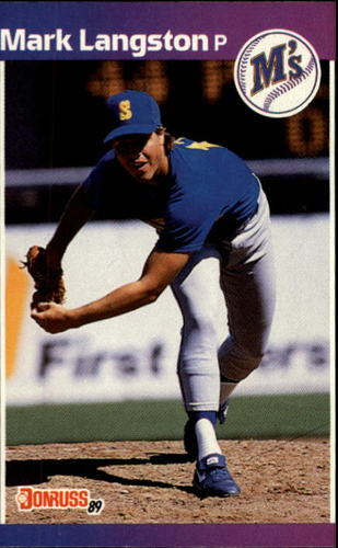 Photo of 1989 Donruss #227 Mark Langston