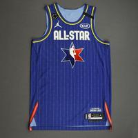 JamesHarden - 2020 NBA All-Star - Team LeBron - Autographed Jersey