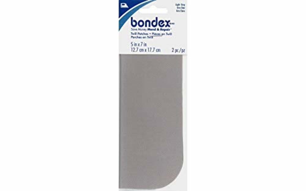 "Photo of Bondex Iron-On Patches 5x7"""
