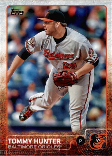 Photo of 2015 Topps #377 Tommy Hunter