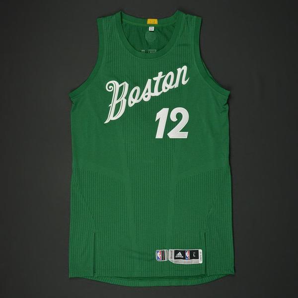wholesale dealer 64fcd 75284 Terry Rozier - Boston Celtics - NBA Christmas Day '16 - Game ...