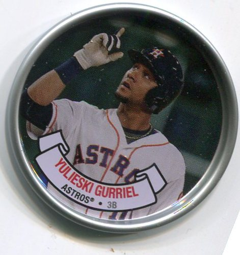 Photo of 2017 Topps Archives Coins #C18 Yulieski Gurriel