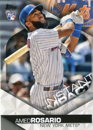 Photo of 2018 Topps Instant Impact #II47 Amed Rosario