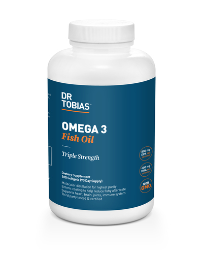 Photo of OMEGA 3 FISH OIL
