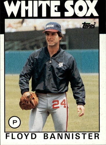 Photo of 1986 Topps #64 Floyd Bannister