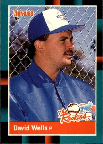 Photo of 1988 Donruss Rookies #26 David Wells