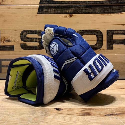 Zach Hyman 2020-21 Game Worn Gloves