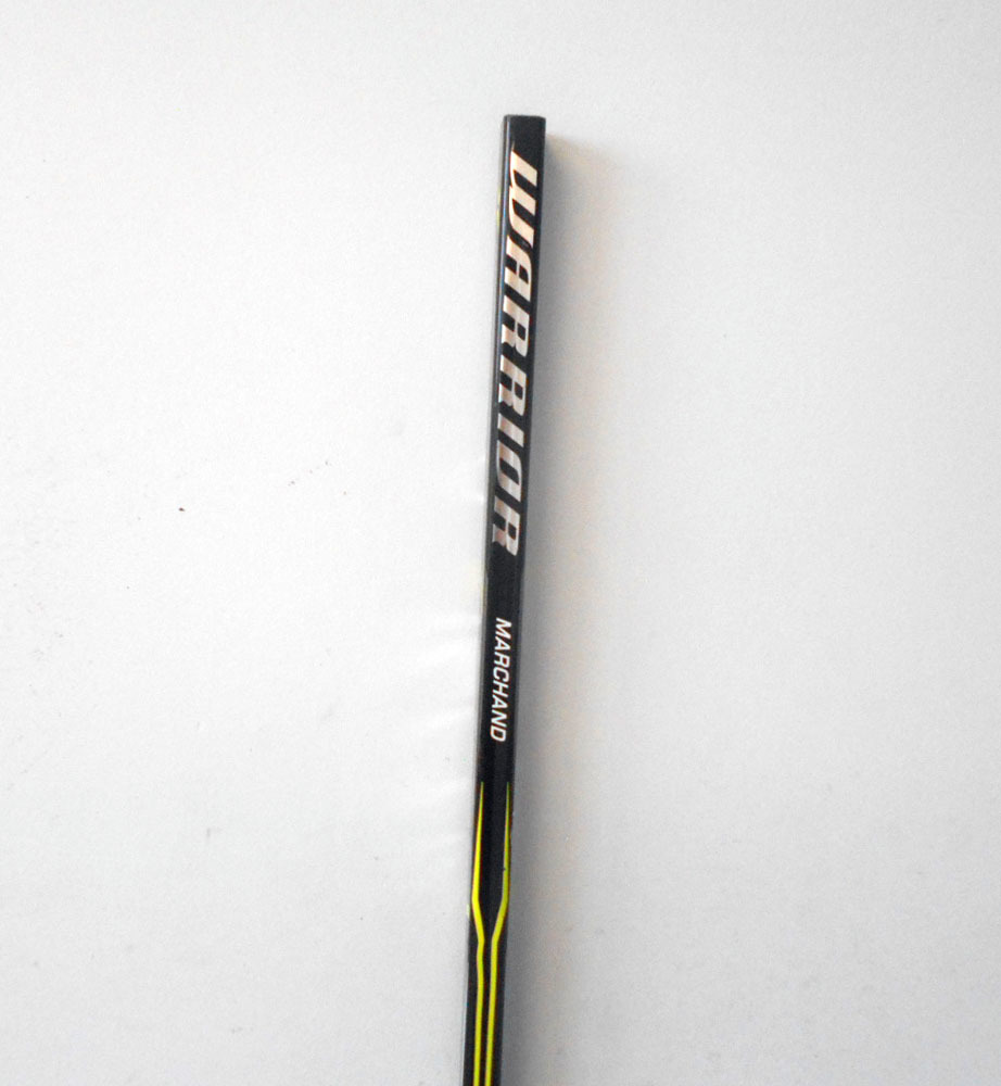be0e6cea6 63 Brad Marchand Game Used Stick - Autographed - Boston Bruins - NHL ...