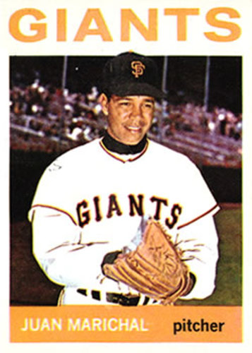Photo of 1964 Topps #280 Juan Marichal -- Hall of Fame Class of 1983