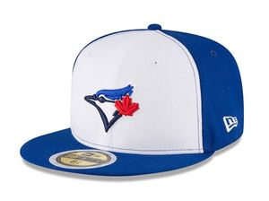 Toronto Blue Jays Youth Authentic Collection Alternate Game Cap by New Era