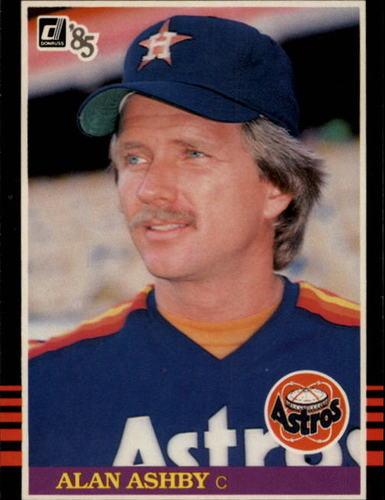 Photo of 1985 Donruss #283 Alan Ashby