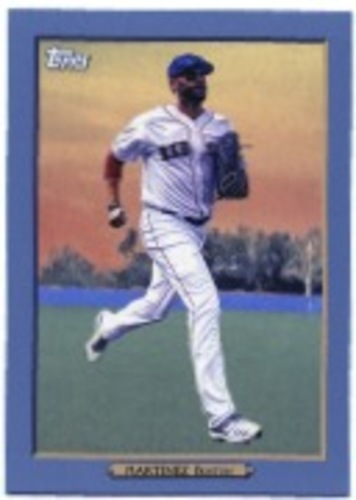 Photo of 2020 Topps Turkey Red '20 #TR14 J.D. Martinez
