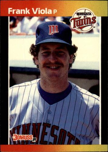 Photo of 1989 Donruss #237 Frank Viola