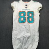 Crucial Catch - Dolphins Mike Gesicki Game Used Jersey (9/8/19) Size 42