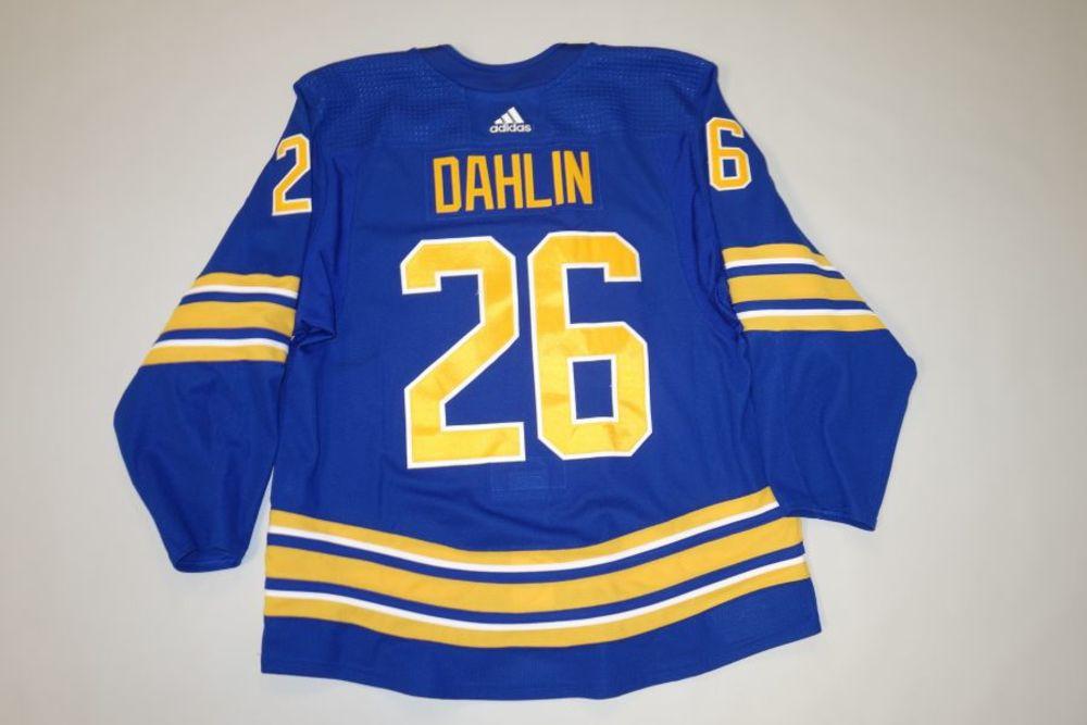 Rasmus Dahlin 2020-21 Buffalo Sabres Set 2 Home Jersey