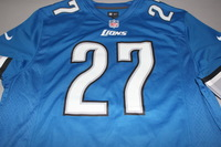 LIONS - GLOVER QUIN SIGNED LIONS REPLICA JERSEY - SIZE L