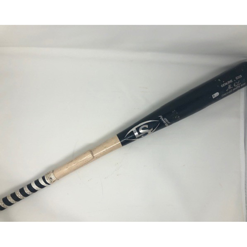 Photo of Adam Engel Game-Used Broken Bat