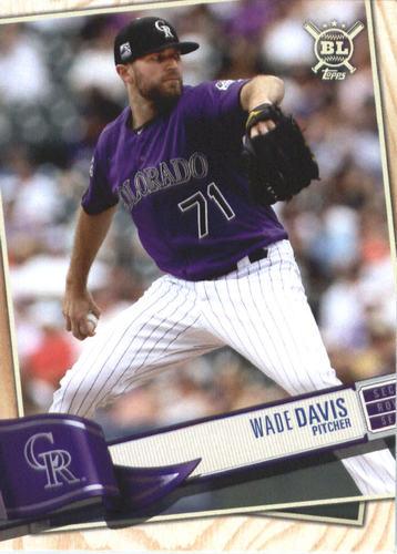 Photo of 2019 Topps Big League #62 Wade Davis