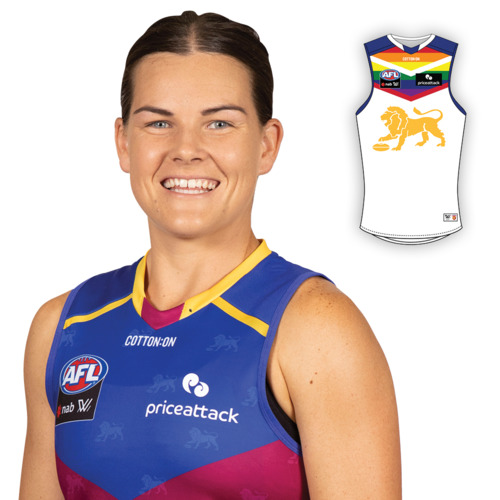 Photo of 2021 AFLW Pride Guernsey - Sophie Conway