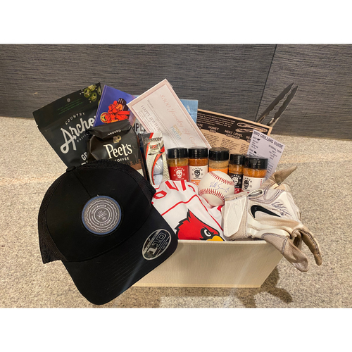Photo of Will Smith Favorite Things Basket