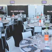 Photo of McLaren-Honda VIP Experience in Singapore: Saturday Qualifying Session - click to expand.