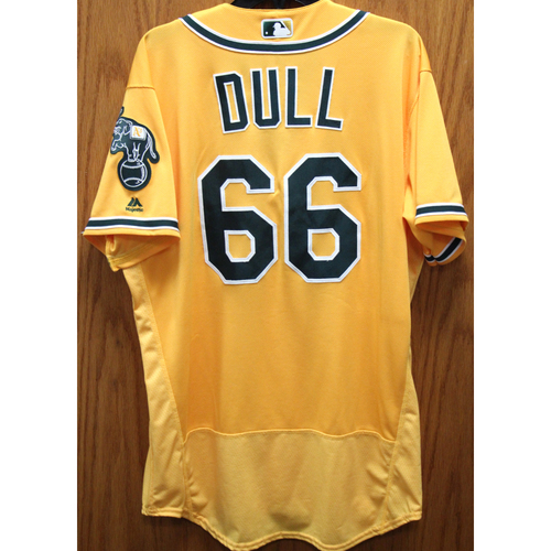 Photo of 2017 Ryan Dull Game-Used Jersey