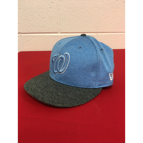 Photo of Game-Used Cap: A.J. Cole (Cap Size - 7 3/8)
