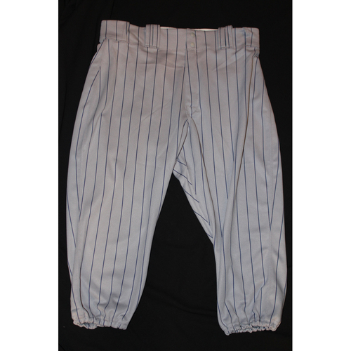 Photo of Game-Used Pants: Mike Fiers (Size 35-43-21 - DET at KC - 5/6/18)