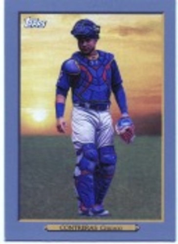 Photo of 2020 Topps Turkey Red '20 #TR19 Willson Contreras