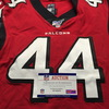 Crucial Catch - Falcons Vic Beasley Game Used Jersey Size 44 (10/20/19)