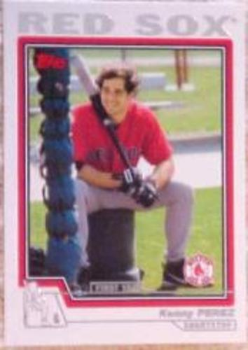 Photo of 2004 Topps #311 Kenny Perez FY RC